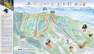 Angel Fire New Mexico Map by Angel Fire Resort Ski Trail Map Angel Fire New Mexico