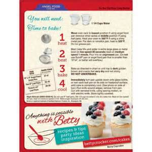 cake directions betty crocker white cake mix price compare