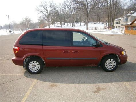 auto body repair training 2006 chrysler town country auto manual find used 2006 chrysler town and country in south haven minnesota united states for us 6 750 00