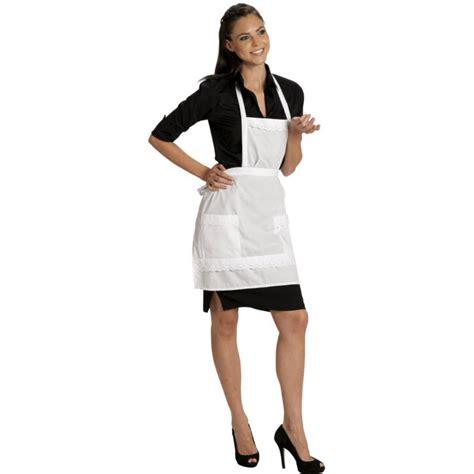femme de chambre argonienne tablier de service pour grand hotel ou caf 233
