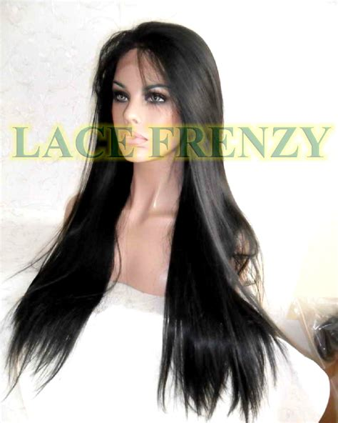 yolandas extensions yolanda 24 inches straight lace front wig lace
