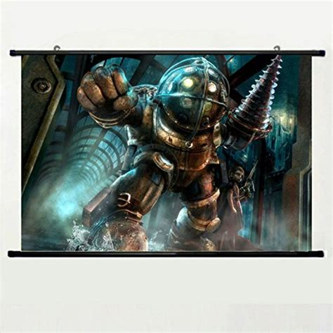 bioshock home decor original bioshock poster 50x70cm