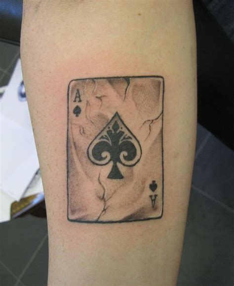 pin rickys ace of spades tattoo artistsorg ptaxdyndnsorg