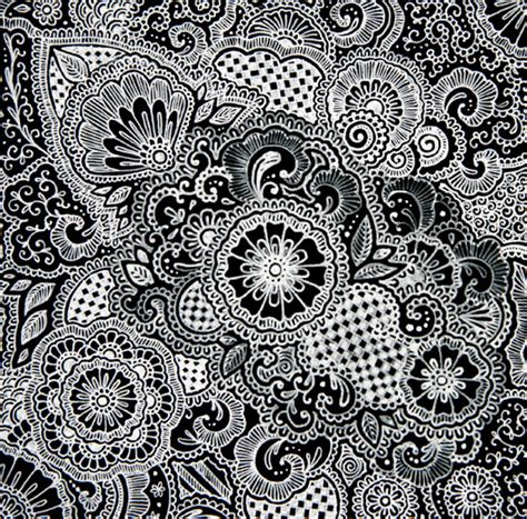 black and white henna pattern white henna inspired design by granowsb on deviantart