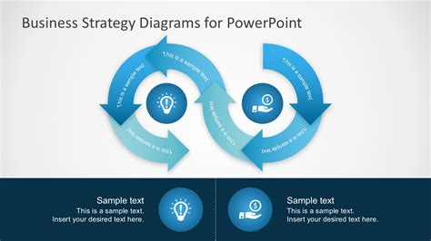 diagram templates for powerpoint free download free business strategy diagram powerpoint slidemodel