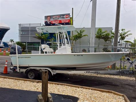 sportsman boats for sale miami used 2014 sportsman masters 227 bay boat boat for sale in