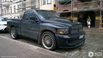 dodge ram srt 10 6 march 2015 autogespot