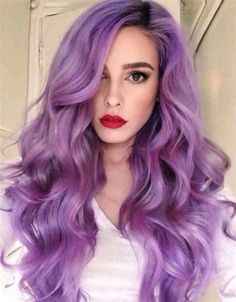 colores para el pelo 60 fotos 20 fotos de c 243 mo llevar el pelo morado blogmujeres com