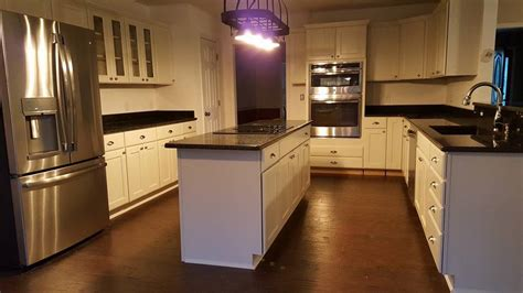 raleigh kitchen remodel before after nc water