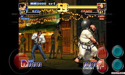 king of fighters apk the king of fighters 99 android apk 4666875 classical arcade kof fight