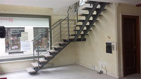 scale in acciaio per interni scale per interni scatom