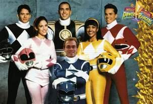 Powers Actors Mighty Morphin Power Rangers Cast Wallpaper