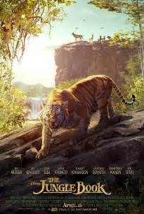 disney reveals quot the jungle book quot triptych movie poster