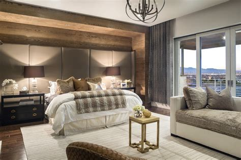 american homes interior design 2014 new american home contemporary bedroom las vegas by marc interior design