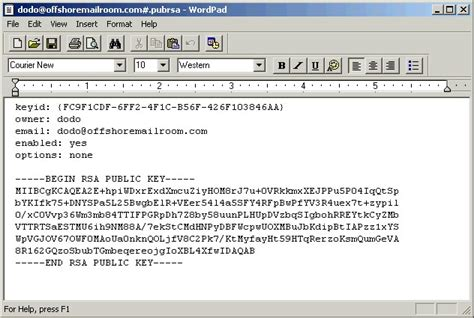file format key value free secure email encryption for windows secexmail key