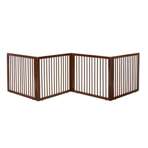 Wooden Room Divider Richell Medium Wooden Room Divider 94910 The Home Depot