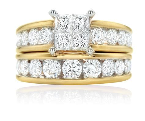 New York Collection ring set from www.zamels.com.au