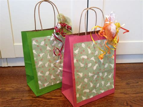 Handmade Goodie Bags - dinosaur gift bags gift ftempo