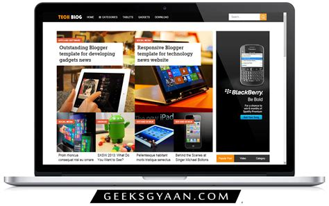 download responsive premium free blogger templates 2015