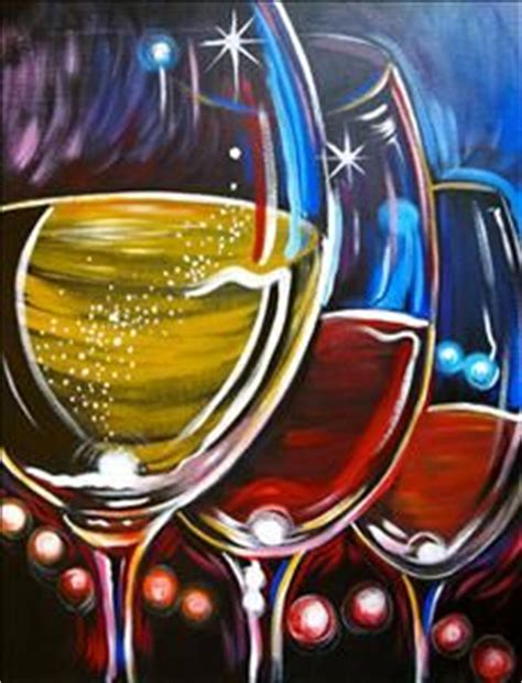 paint with a twist wine glass 1000 images about painting classes on