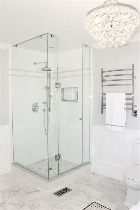bathroom white subway tile tile walk shower doors white wall tiles subway bathroom