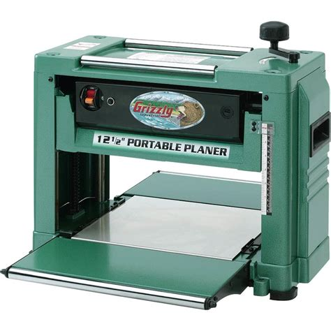 thickness planer reviews woodworking grizzly 12 1 2 quot planer