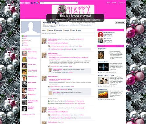 facebook themes and layouts free download cool facebook backgrounds 17 free theme templates