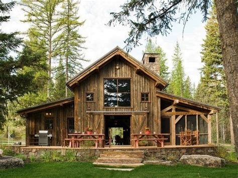 Barn E Rustic Barn Home Plans Rustic Barn Home Plans With