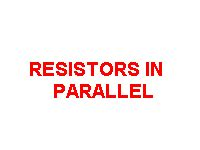 resistors in parallel questions bec page 2