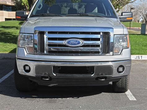 ford truck fog lights rigid industries 2006 2014 ford f 150 dually led fog light