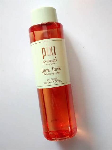 Toner Pixi pixi glow tonic exfoliating toner review