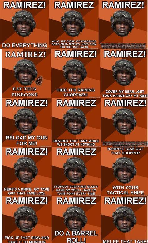 Ramirez Meme - mw2 ramirez meme memes