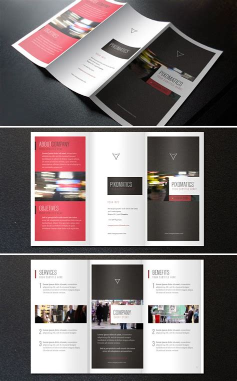 25 Best Ideas About Free Brochure On Pinterest Brochure Templates Free Download Portfolio Brochure Design Templates Free
