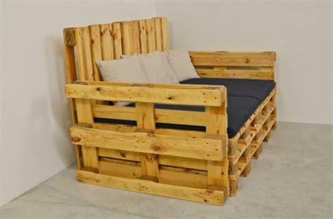 sillon palets madera ideas creativas para reciclar cajones y palets para