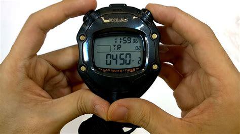 Casio Hs 70w 7 casio stopwatch hs 80wt unboxing 1080p