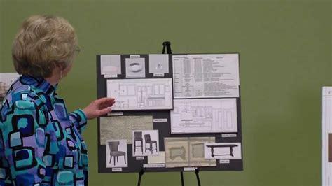 interior design  boards home economics