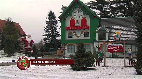 midland santa house midland santa house 28 images children great lakes bay santa visits we believe in santa