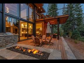 Vacation Home Floor Plans mountain modern cabin by greenwood homes youtube