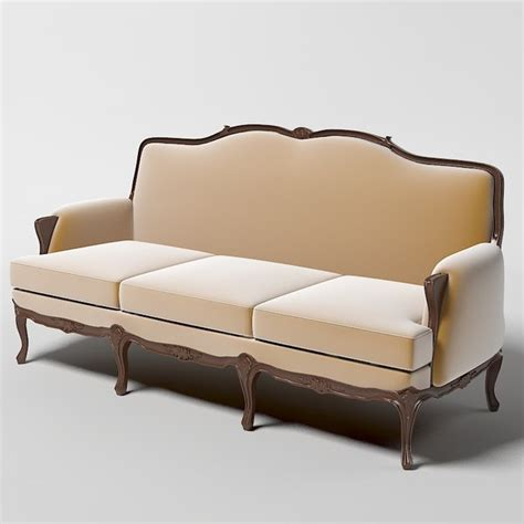 classical sofa classical sofa curved 3ds