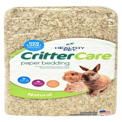 critter care bedding upc 066380170429 healthy pet hpcc natural bedding 30