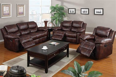 leather couch recliner set leather recliner sofa sets doherty house best choices