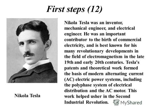 nikola tesla biography early life презентация на тему quot lecture 01 beginning of