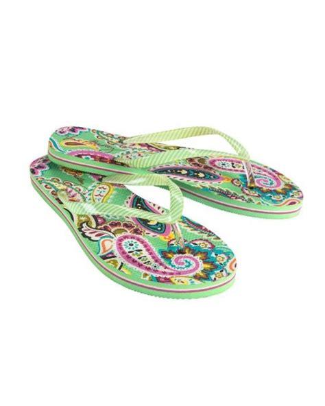 vera bradley sandals flip flops vera bradley tutti frutti flip flops medium 7 8 nwt last