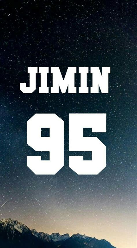 tulisan korea kim namjoon jimin bts lockscreen cr sherlockescreens tumblr