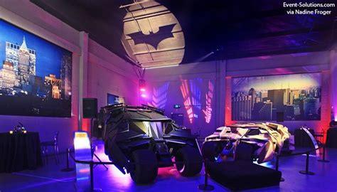 superhero themed events a batman gobo super fun superhero event theme