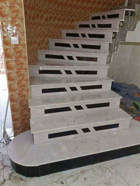 pin  granite stairs