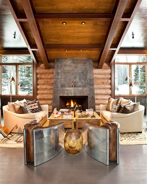 22 luxurious log cabin interiors you have to see log 22 luxurious log cabin interiors you have to see log