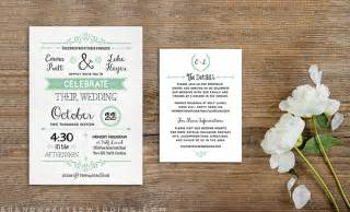 Wedding Templates by 8 Free Wedding Invitation Templates Excel Pdf Formats