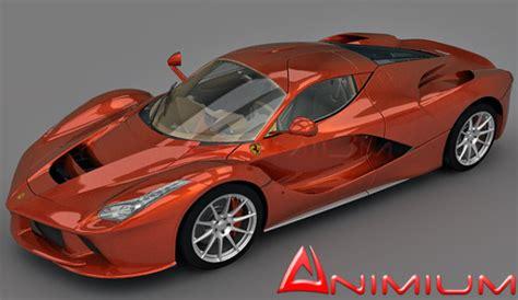 La Ferrari Model by Ferrari Laferrari 3d Model Free 3d Models