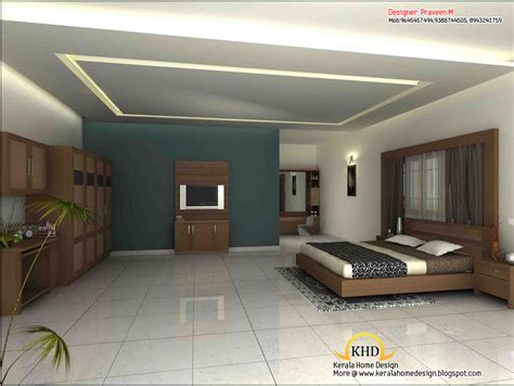 home interior design 3d rendering concept of interior designs kerala home